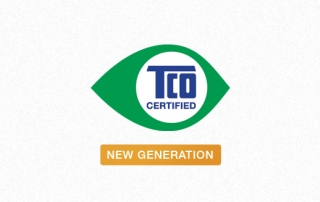Coming in 2015 - New Generation TCO Certified