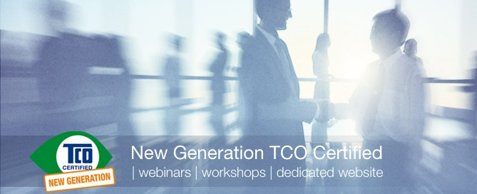 New Generation TCO Certified