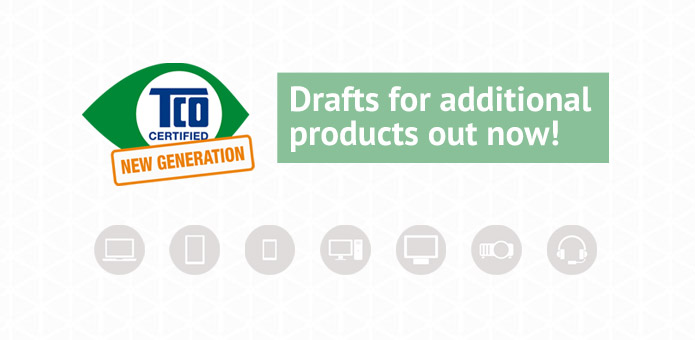 New Generation  – additional product drafts out now