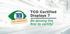 TCO Certified Displays 7.0 – now available for pre-testing
