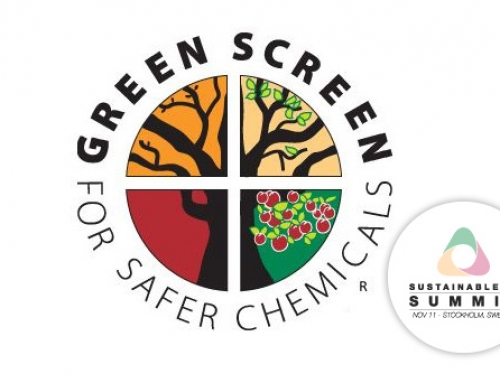 Presentation: Introduction to GreenScreen for Safer Chemicals