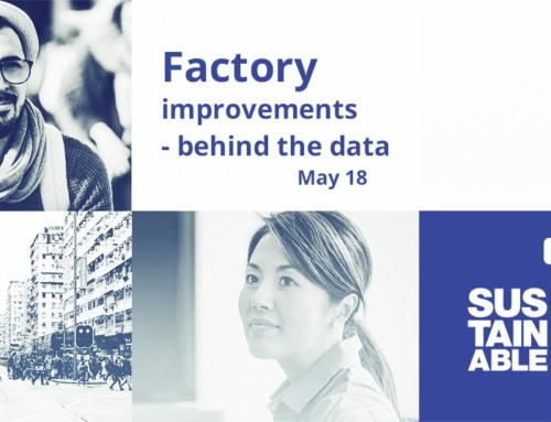 Factory  improvements – behind the data