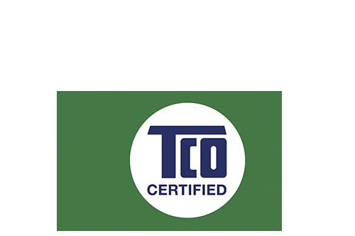 TCO Certified logo