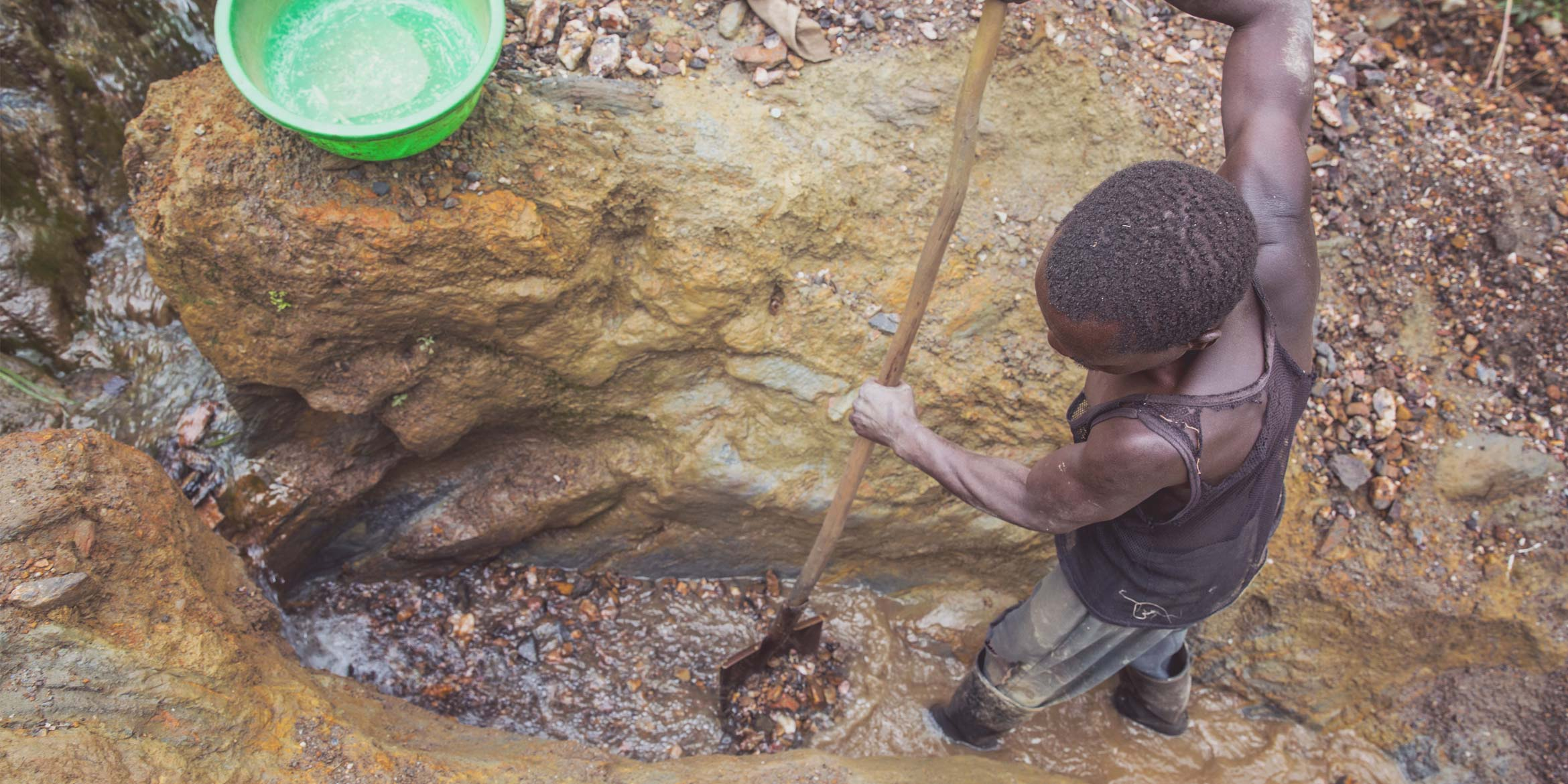 Conflict minerals used in IT products drive wars and human rights abuses