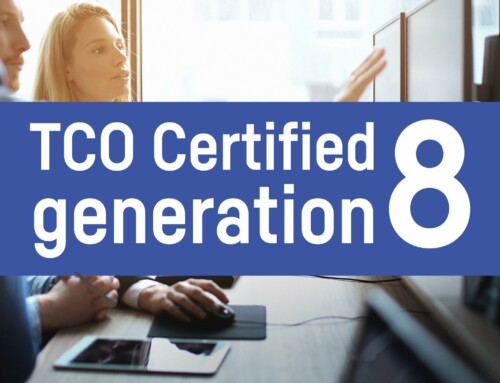 TCO Certified, generation 8 is here — this is how you apply for certification