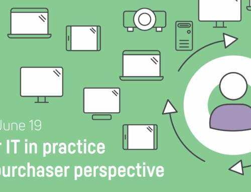 Webinar: Circular IT in practice — the purchaser perspective