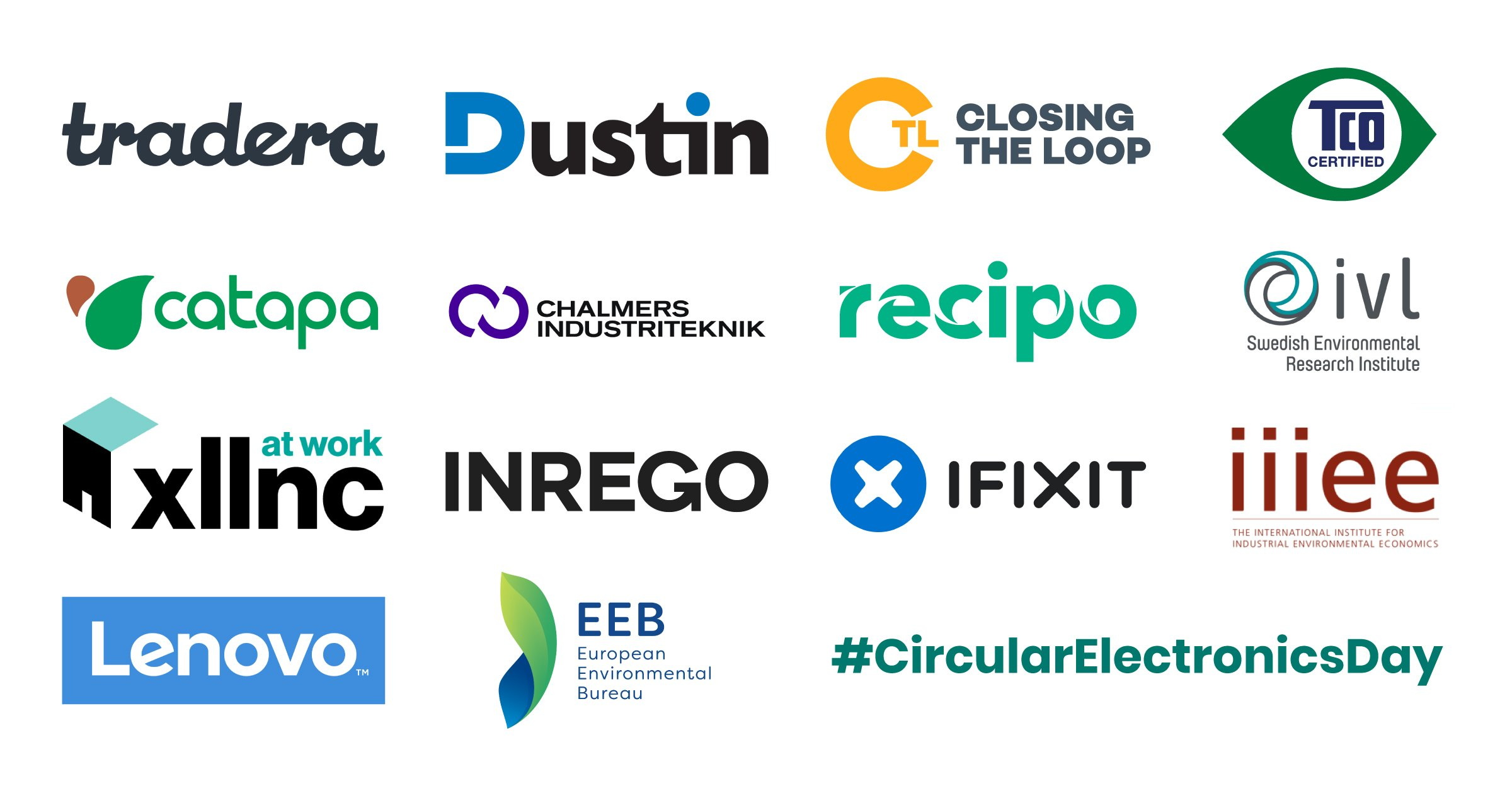 Organizations call for sustainable action on Circular Electronics Day