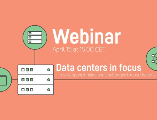 Webinar: Data centers in focus — risks, opportunities and challenges