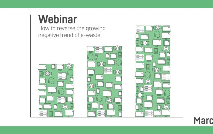 Webinar: How to reverse the growing negative trend of e-waste