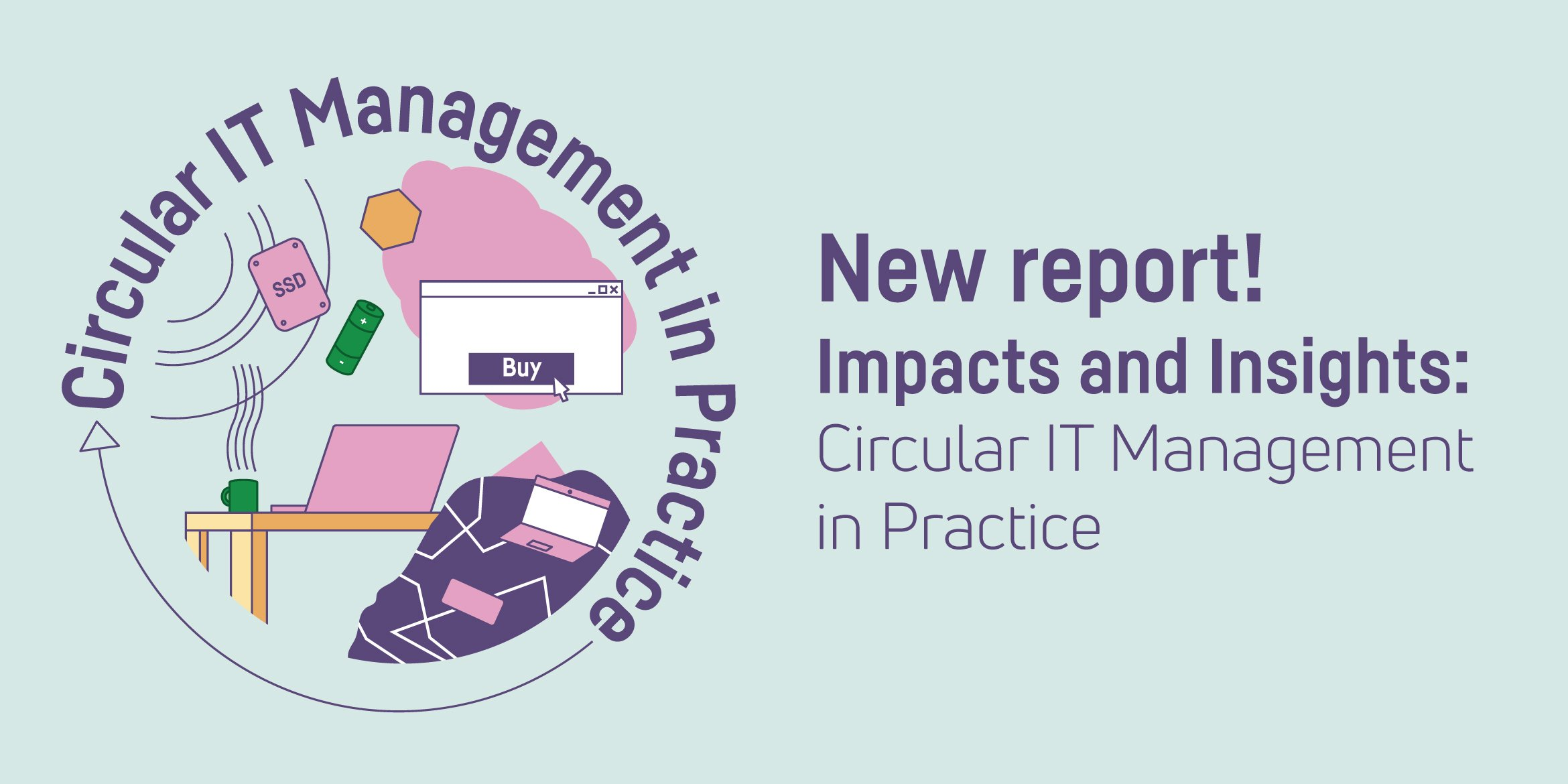 New report helps organizations with circular IT management